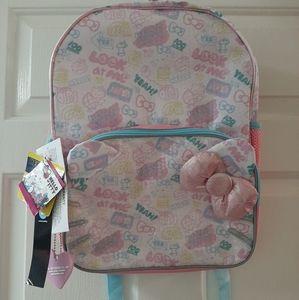 NWT Hello Kitty Backpack